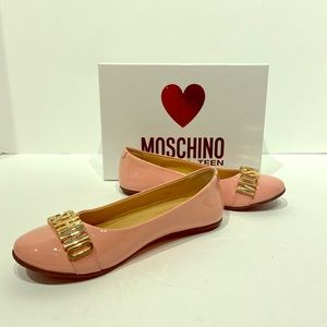 Girls Moschino shoes